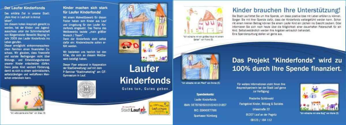 Grafik: Laufer Kinderfonds