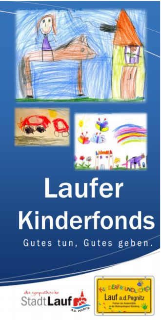 Flyer - Laufer Kinderfonds