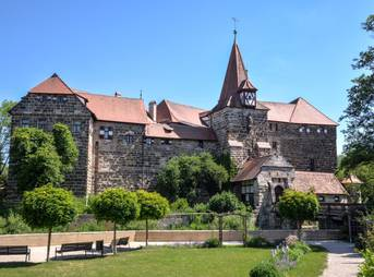 Foto: Laufer Kaiserburg 1